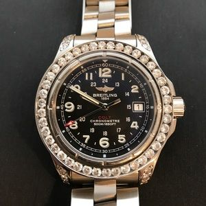 """Breitling Other - Breitling Colt Watch """"ONE OF A KIND"""""""