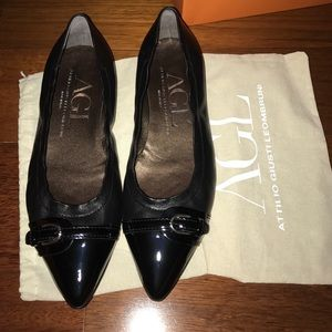 attilio giusti leombruni Shoes - AGL shoes  EUC