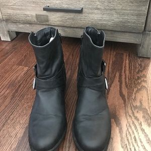 Rampage Shoes - Combat boots