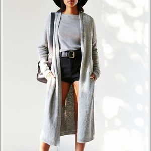GAP Sweaters - Gap Cotton Sweatercoat large
