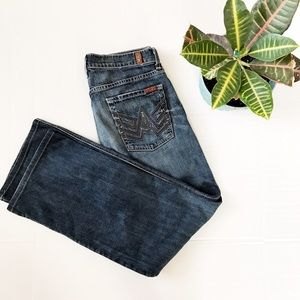 7 For All Mankind Other - 7 for all Mankind A-Pocket Relaxed Fit Jeans