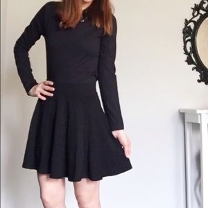 H&M Dresses & Skirts - H&M black circle skirt