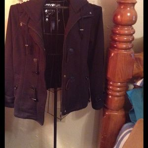 Sebby Jackets & Blazers - Heavy Fleece Jacket