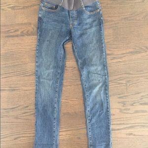 Maternal America Denim - Nordstrom designer maternity skinny jeans