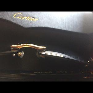 33d08b672dd Cartier Accessories - Custom Iced Cartier Buffs   Buffalo Sunglasses