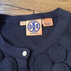 Tory Burch Sweaters - Tory Burch Brown Cardigan