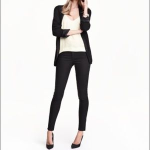 H&M • Black Trouser Legging