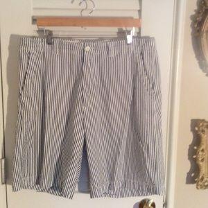 Nautica Other - 🏆🏆 Men's NAUTICA Seersucker walk shorts.