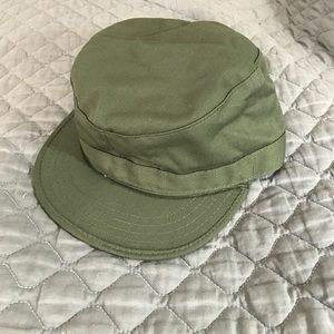 Accessories - Olive army green cap