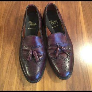 Allen Edmonds Wingtip Loafers