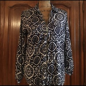 MICHAEL Michael Kors Tops - Michael Michael Kors Zipper Shirt/Jacket