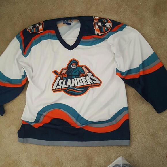 online store d99e6 3855a Vintage NY Islanders Fisherman Jersey