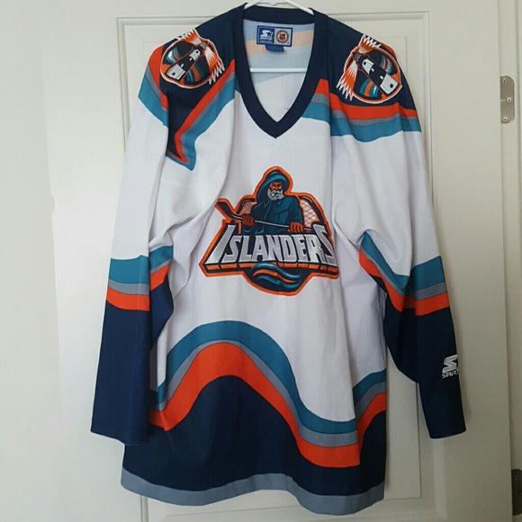 online store 96e73 4806d Vintage NY Islanders Fisherman Jersey
