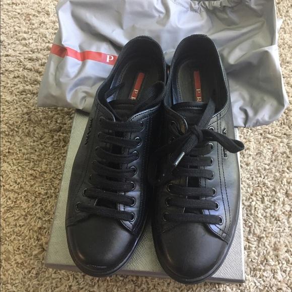 prada casual shoes