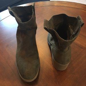 Merona Women's Green Boots