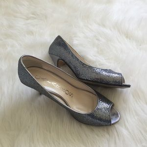 Caparros Shoes - PROM Sequin Heels
