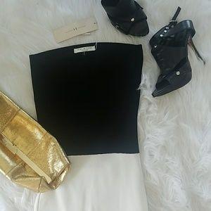 Halston Heritage Dresses & Skirts - Halston Heritage Color Block BodyCon