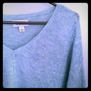 Elle Tops - NWT Elle spring sweater tunic size L