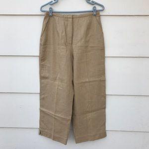 Laura Ashley Pants - Laura Ashley Women CHINCHILLA Capri Cropped Pants