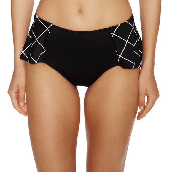 c3815696f6cfe SPANX Swim | New Flirty Skirted Bikini Bottom Retail 78 | Poshmark