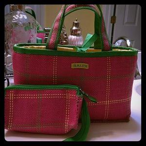 Ralph Lauren Handbags - Ralph by  Ralph Lauren 2 pcs bag