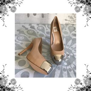 DV by Dolce Vita Shoes - DV Balko Platform Heels Sz 8
