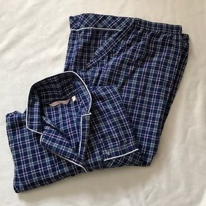 PINK Victoria's Secret Other - VS Plaid Pajama Set