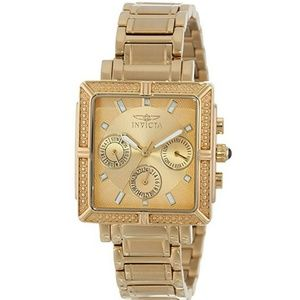 Invicta  Accessories - Weekend Sale,INVICTA $700 18k Gold Crystal WATCH