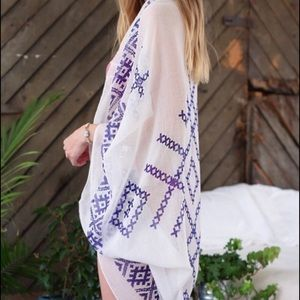 Twilight Gypsy Collective Other - ✨ SALE! Twilight Gypsy Collective Boho Coverup ✨