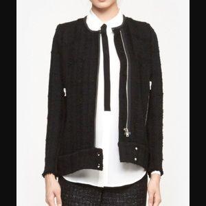 IRO Jackets & Blazers - IRO Wool Boucle Knit Beth Blazer