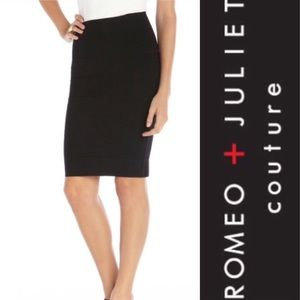 Romeo & Juliet Couture Dresses & Skirts - SALE🌟Romeo & Juliet Couture HiWaist Pencil Skirt