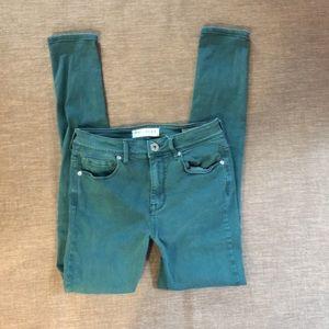 Bullhead Pants - Bullhead Denim Size 5 High Rise Skinniest