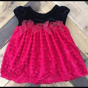 Bonnie Baby Other - Baby girl special occasions dress (24 months)