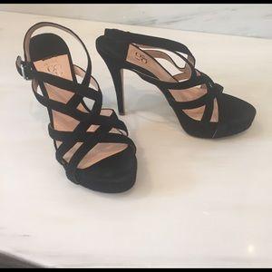Barneys New York CO-OP Shoes - Barneys co op strappy high heel shoe