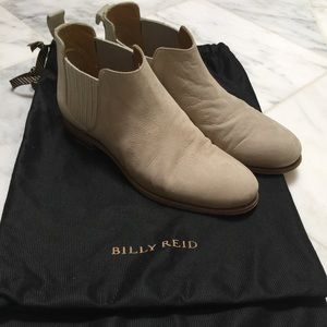 Billy Reid Shoes - Billy Reid unbuck suede boots