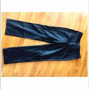 Rampage Pants - 🔥RAMPAGE VINTAGE HIGH WAIST LEATHER PANTS🔥