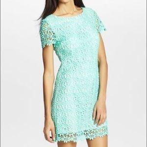 Cynthia Steffe Dresses & Skirts - NWOT Cynthia Steffe Floral Lace Dress