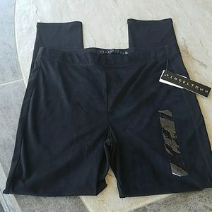 Tinseltown Pants - NWT Tinseltown Faux Suede Pants
