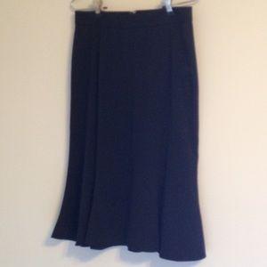 Sag Harbor Dresses & Skirts - Sag Harbor basic black skirt