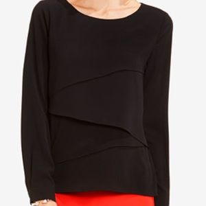 Vince Camuto Tops - Vince Camuto black layered top