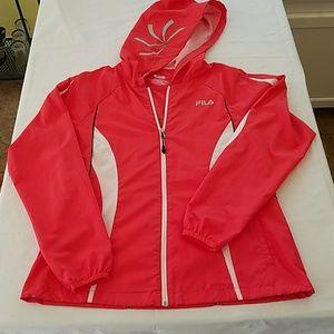Fila Jackets & Blazers - Fila warm up jacket