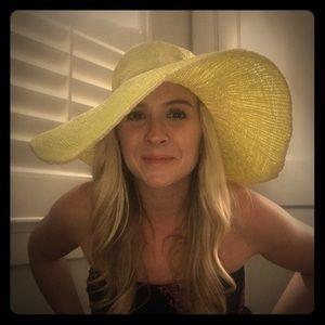 San Diego Hat Company Accessories - Brand NWT Sunshine Floppy Hat