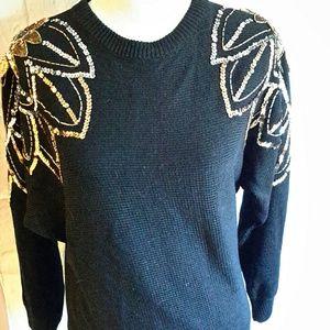 Vintage sweater - 80s