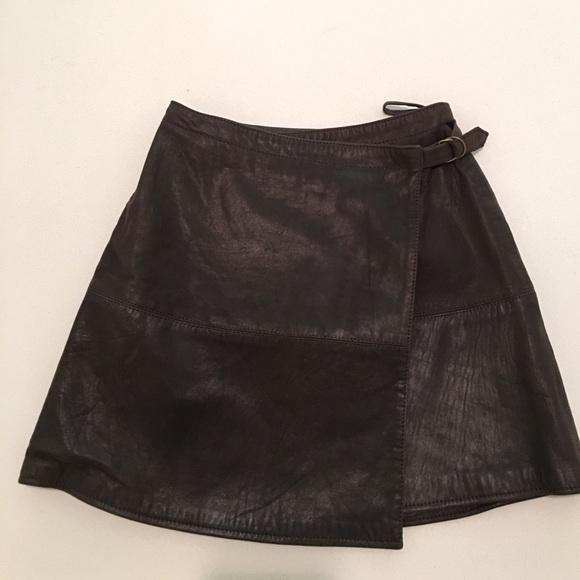 82 tehen dresses skirts soft leather skirt