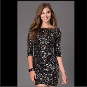 Crystal Doll Dresses & Skirts - Bodycon Mini Dress
