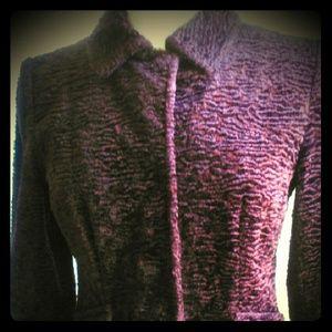 Nanette Lepore Jackets & Blazers - Nanette  Lepore Faux Persian Lamb Coat  Sz. 8