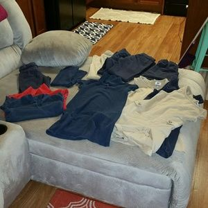 Other - Girls uniform lot sz 10 just pants,leggings,jumper