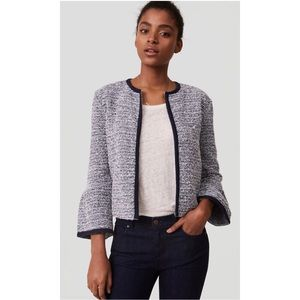 New York & Company Jackets & Blazers - LOFT Tweed Jacket