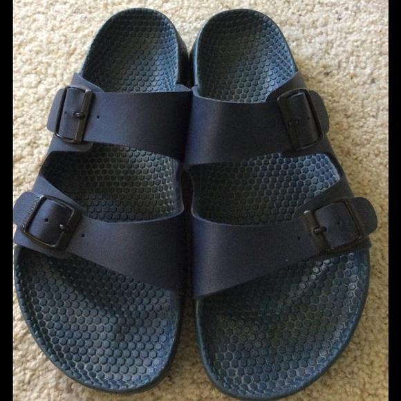 4c1b3be0e2e Birkenstock Shoes | Birkis Barbados Navy Size 7 | Poshmark
