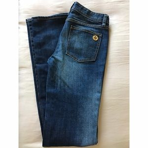 NWOT, Tory burch jeans 